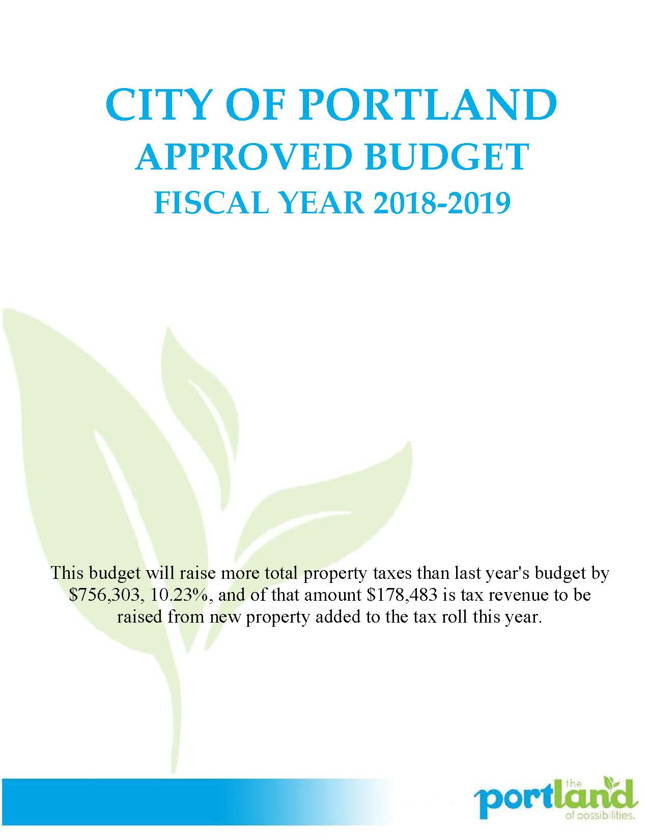 2018-19 City Budget - Approved web_Page_01
