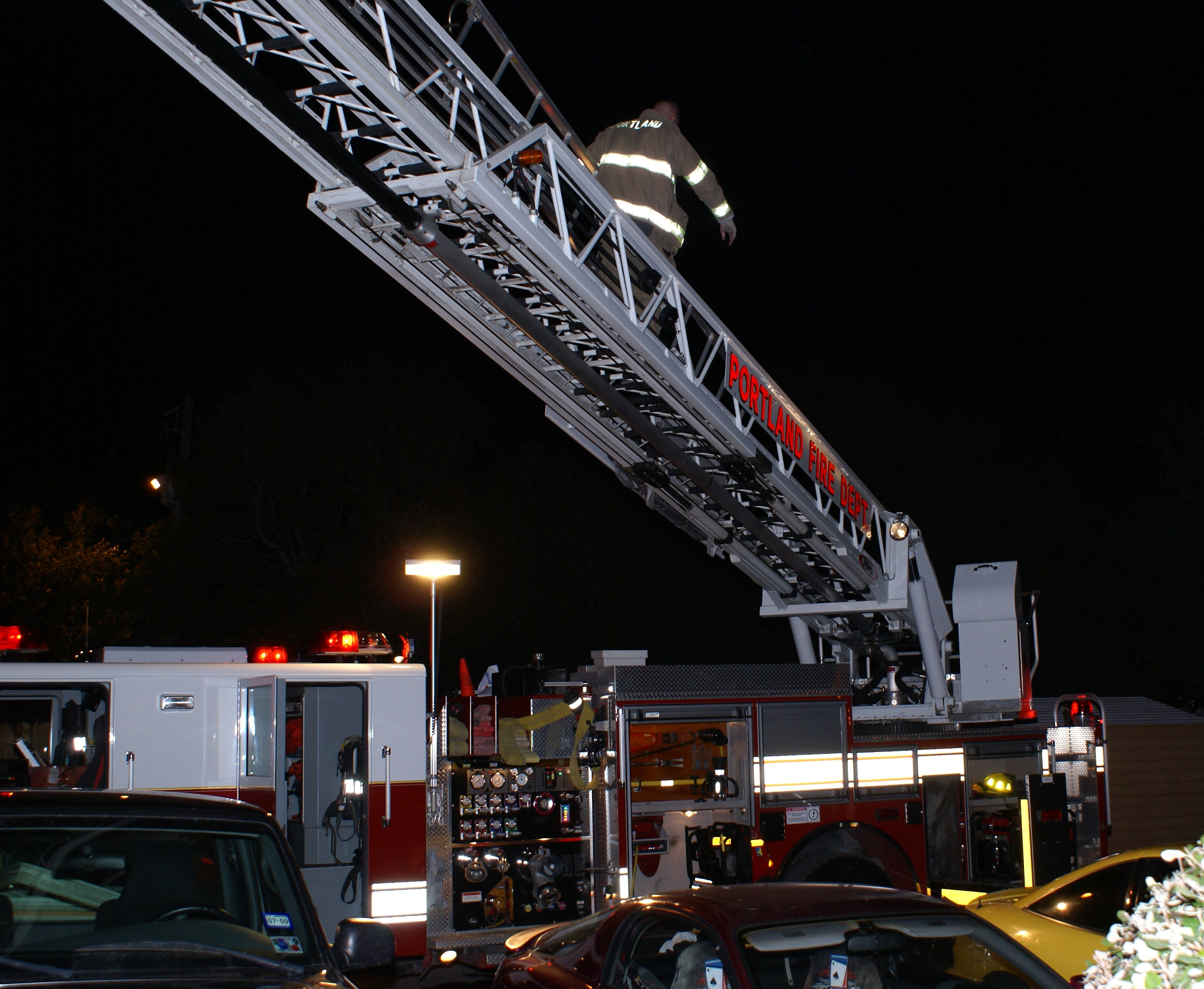 Ladder 2 action pic