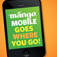 Mango Mobile for Iphone