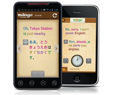 Mango Languages Android
