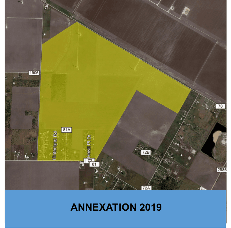 Annexation Highlight