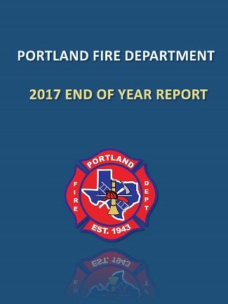 Fire Annual Report 2017 cover