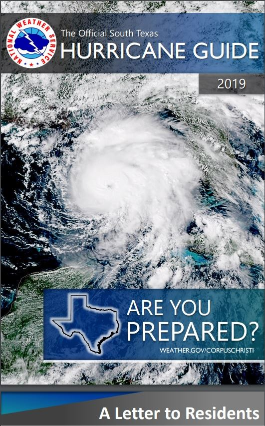 2019 Hurricane Guide Cover